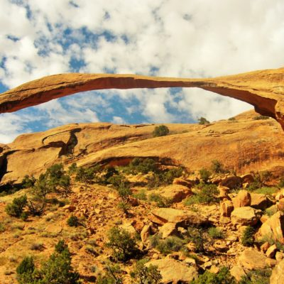 Arches National Park (Utah, U.S.A.) – Parte seconda
