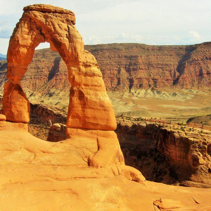 Arches National Park (Utah, U.S.A.) – Parte prima