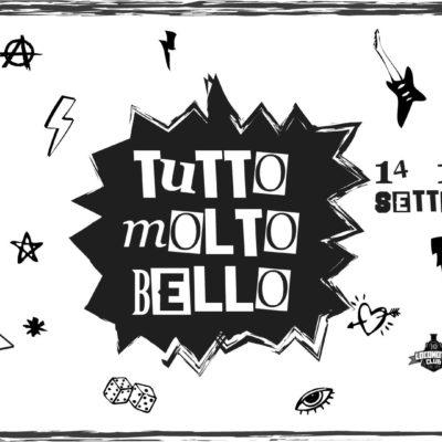 Tutto Molto Bello: la radiocronaca dal vivo su Daevid!