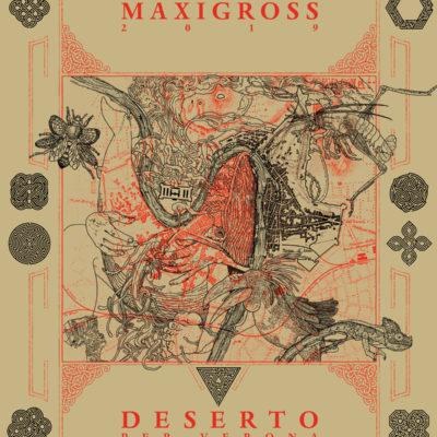 I C+C=Maxigross presentano Deserto Per Verona