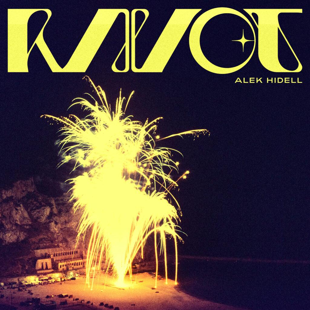 Oggi esce RAVOT, il primo disco di Alek Hidell